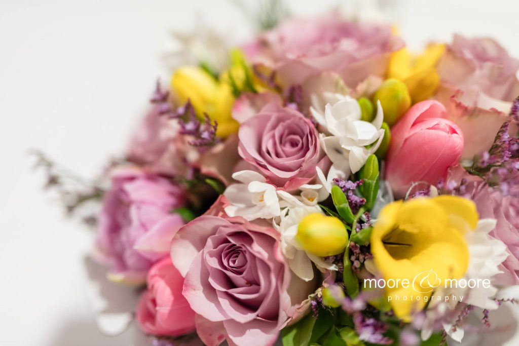 70th anniversary photography - brides bouquet, photographed by Helen Moore of moore&moore photography