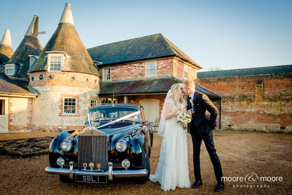wedding photographer, Barn at Bury Court by moore&moore photography