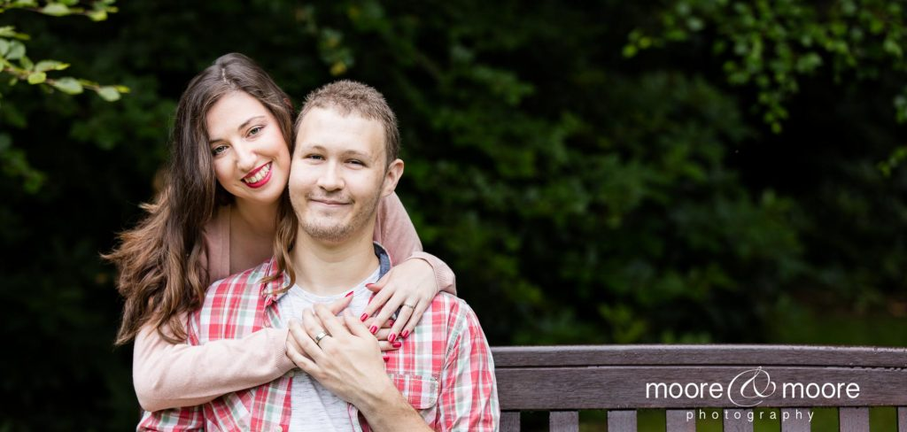 moore&moore photography capture fun engagement photography at Frimley Hall Hotel