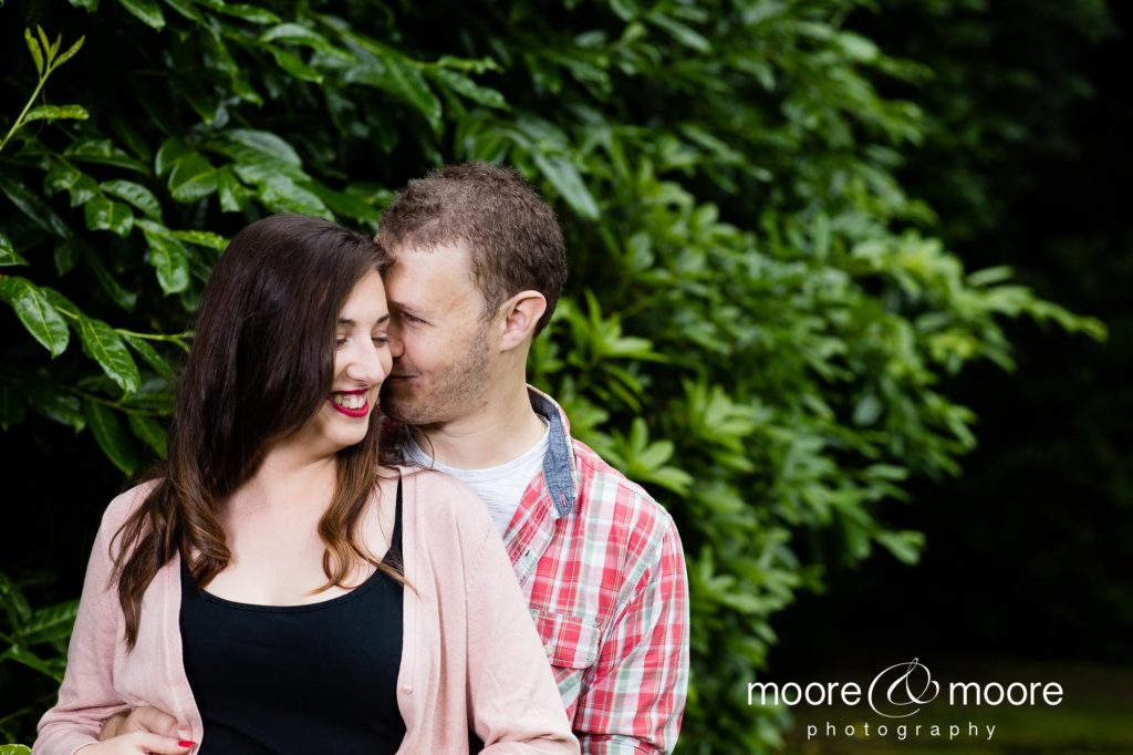 Engagement Photography at Frimley Hall Hotel - engagement photography by Helen Moore