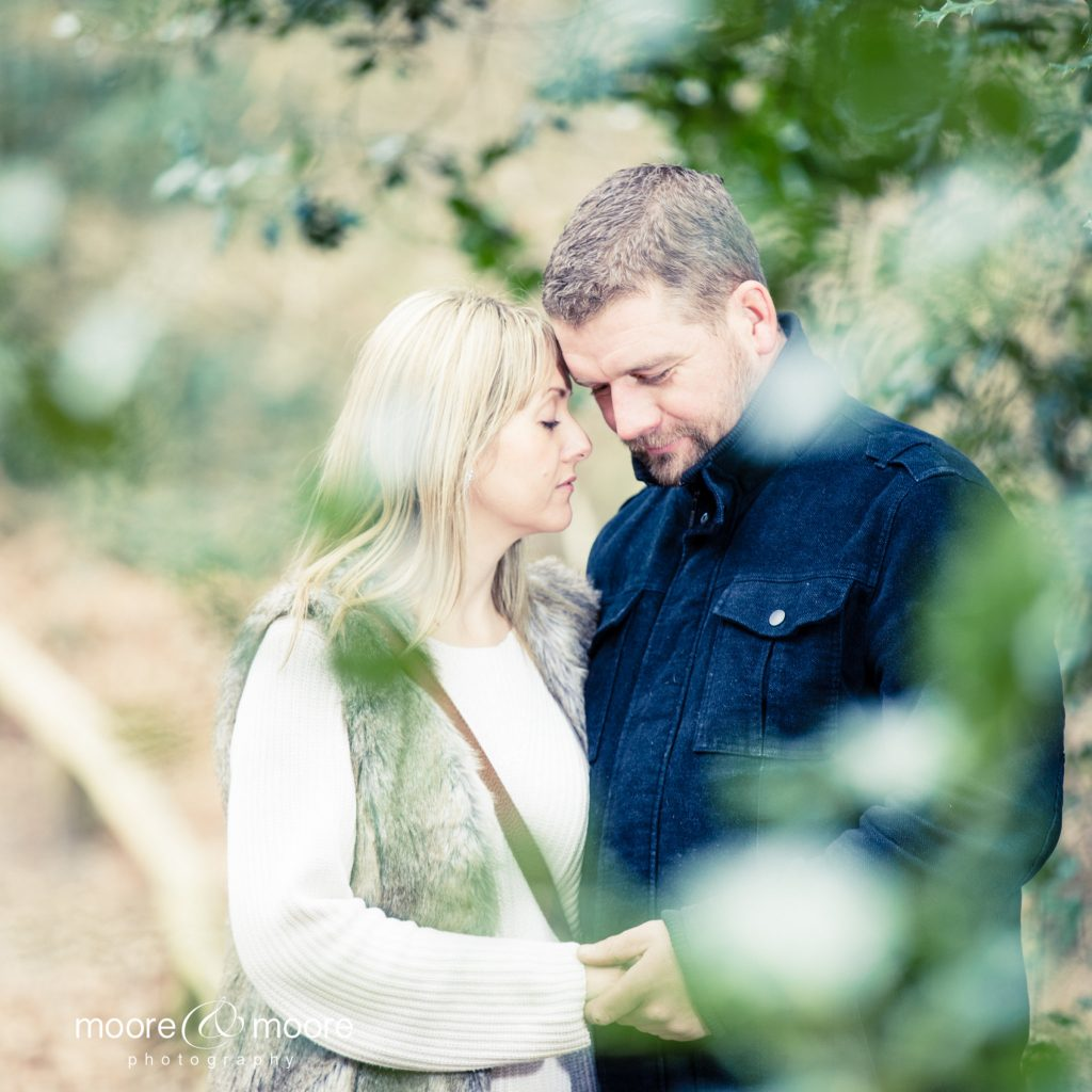 Engagement photography in Hampshire - engagement photography by moore&moore