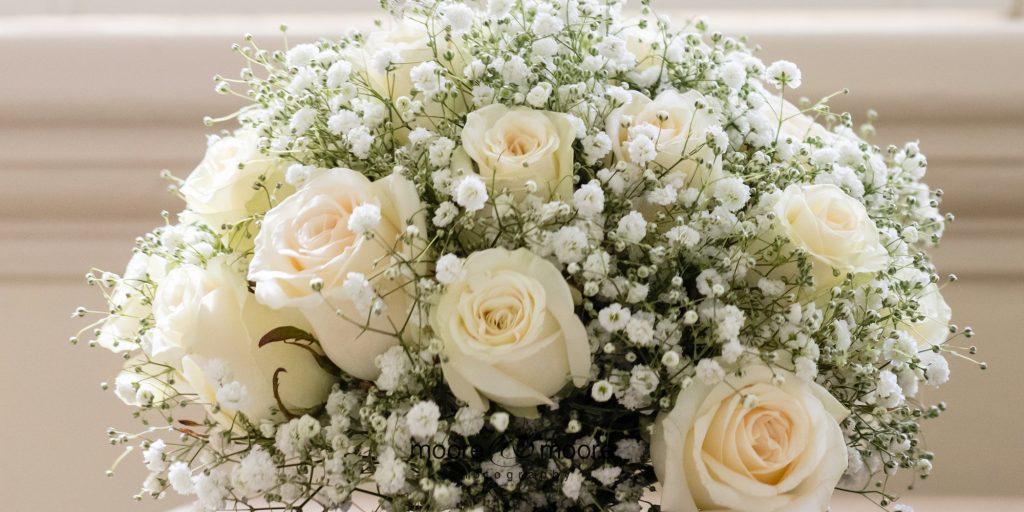 Bridal Bouquet for Frimley Hall Hotel Wedding Photography