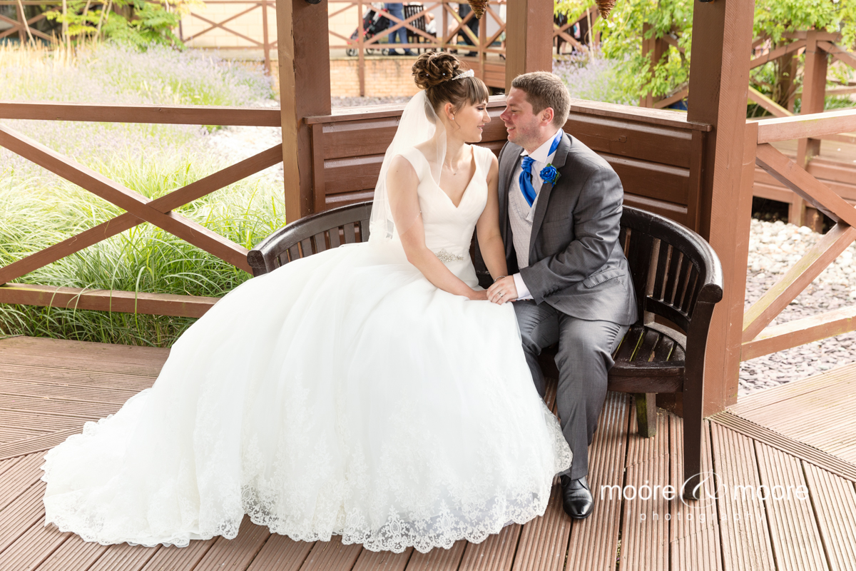 Natural wedding photography by elegant wedding photographers moore&moore photography. Taken at the Hampshire Court Hotel