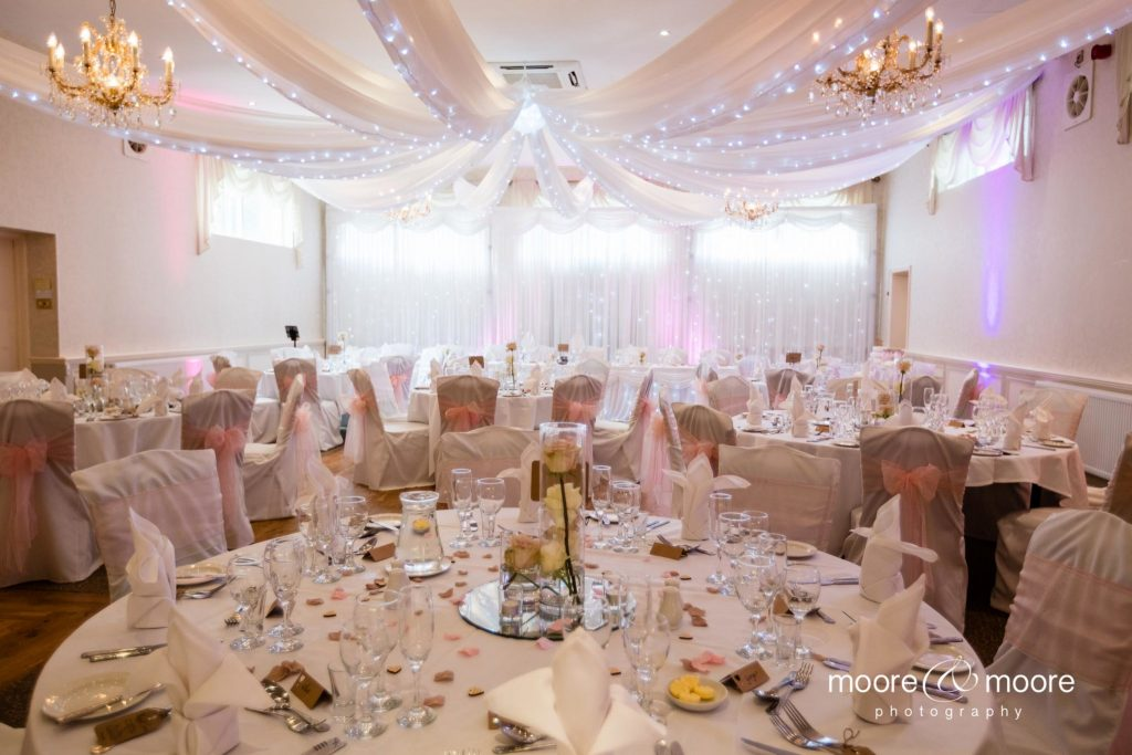 Weddings at the Lismoyne Hotel