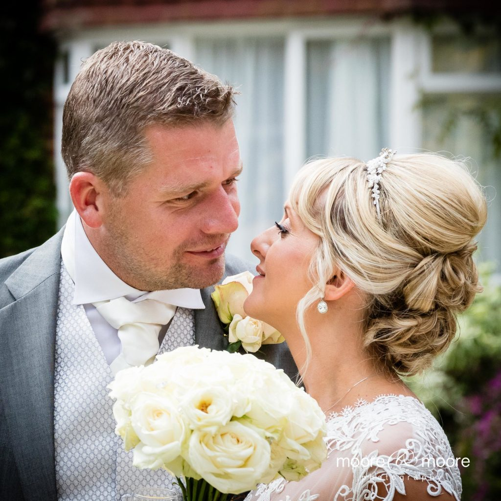 Weddings at the Lismoyne Hotel - after the wedding captured by wedding photographers hampshire