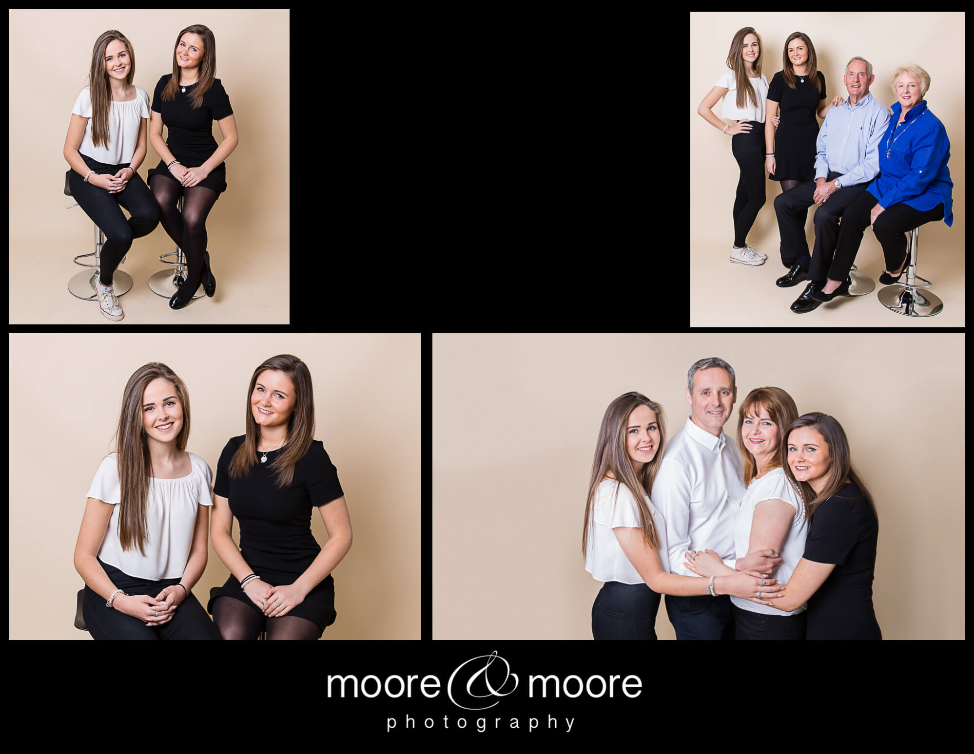 Photo Session for family generations from Helen Moore , Photographer Hampshire